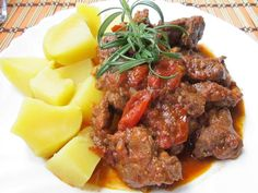 Meat, Food, Meals