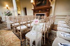 David Bostock at Hedsor House, Taplow, Buckinghamshire - Exclusive Wedding Venue