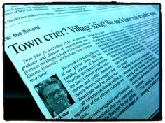Charlotte Observer Op-Ed on engaging in your digital community
