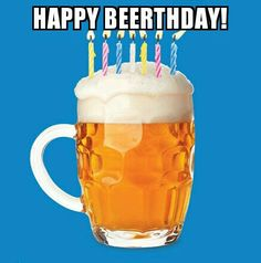 Ideas Birthday Happy Cousin Male Beer For 2019