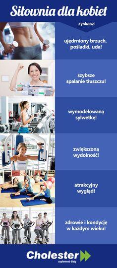 Siłownia dla kobiet. Dlaczego nie?  #zdrowie #fitness #kobieta #gym