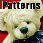 Teddy Bear Patterns from Edinburgh Imports, Inc.