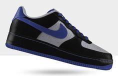 Nike Air Force 1 iD Crocodile Leather Options - NikeBlog.com