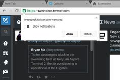 How to manage Chrome OS notifications