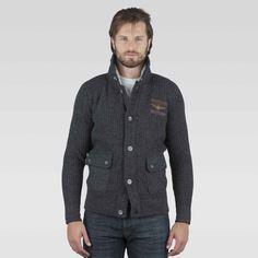 www.marinamilitare-sportswear.com #marinamilitaresportswear #newcollection #FW2014 #menfashion #pullover #grey #fashionblogger #cool #style #golook #repin