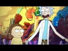 Rick and Morty Ricks many made up catchphrases
