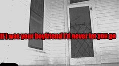 Justin Bieber, If I was your boyfriend.