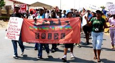 Fixing Gay: Corrective Rape in South Africa