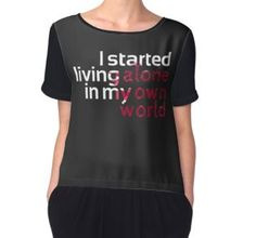 Love island tshirt Débardeur Femmes Ajusté T-shirt J/'ai un texte T-Shirt