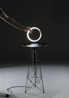 EM table expérimentale par Florian Dussopt