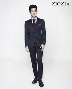 Kim Soo Hyun (김수현) for ZIOZIA (지오지아) 2012 F/W #19 #KimSooHyun #SooHyun #ZIOZIA