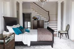Shop for the Bernhardt Haven King Bedroom Group at Belfort Furniture - Your Washington DC, Northern Virginia, Maryland and Fairfax VA Furniture & Mattress Store Home, Affordable Furniture, Bedroom Inspirations, Bedroom Furniture Sets, Furniture, Mattress Furniture, Master Bedrooms Decor, Bernhardt Furniture, Bedroom Furniture