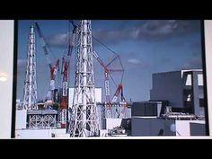 EXCL FUKUSHIMA: REACTOR 5 & 6 EARTHQUAKE SHOWN IN CAM 4