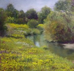 Buttercup Meadow-Ruth Rodgers