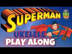 UKEAULA es un proyecto de aula invertida ludificada para el aprendizaje de los contenidos de Educación Musical con ukelele de Marta Serrano Gil. Superman, Ukelele, Youtube, Tablature, Sheet Music, Music Education, Learning, Beach, Songs