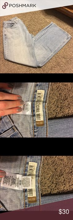 Men's Aeropostale jeans Great condition, worn a couple of times, no flaws Aeropostale Jeans Bootcut