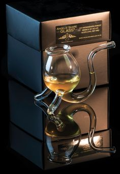 Whisky Glass Pipe