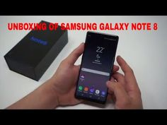 New video is now LIVE! Check it out: Samsung galaxy Note 8 Unboxing |First impression| In Hindi https://youtube.com/watch?v=Pi_HPP0VapQ