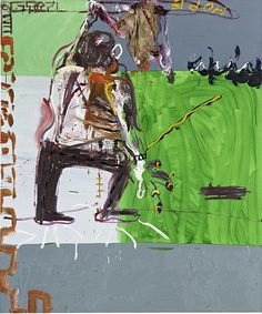 "Martin Kippenberger's ""The Raft of the Medusa"" 