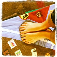 One Day #WithoutShoes around the world!