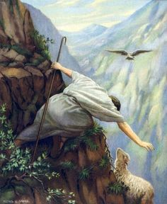 Jesus wants You, but honors your free will. Jesus, thank you for Your mercy. Save my soul. Images Du Christ, Pictures Of Jesus Christ, Religious Pictures, Bible Pictures, Religious Art, Lord Is My Shepherd, The Good Shepherd, Lds Art, Bible Art