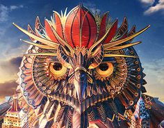 "Check out this @Behance project: ""EDC Las Vegas 2015"" https://www.behance.net/gallery/27642811/EDC-Las-Vegas-2015"