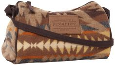 Pendleton offer the best Pendleton Men's Dopp Bag With Strap, Tan Diamond Desert, One Size