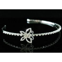 Butterfly Crystal Headband Tiara for R165.00