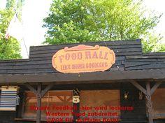 Die Foothall des Country - und Western Clubs Buffalos aus 68782 Brühl - Germany