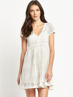 Button Front Short Sleeve Dress, http://www.littlewoodsireland.ie/denim-supply-ralph-lauren-button-front-short-sleeve-dress/1458041227.prd  169