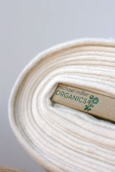 Organic Cotton Fleece (Me and @Deirdre Traylor should make our own dipes!)