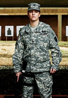 United States Military Women
