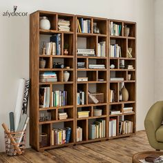 compliment your love for books with this floor based open bookshelf which also doubles up as