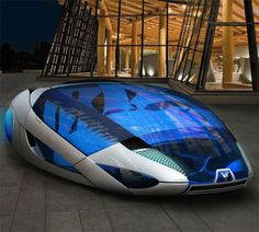 Designbuzz : Design ideas and concepts » Futuristic cars that run on electricity