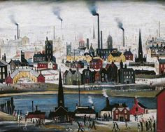Your Paintings - Laurence Stephen Lowry paintings