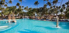 #Melia Caribe Tropical #Bavaro Beach in #PuntaCana #DominicanRepublic #AllInclusive resort for Families #destinationweddings and even Adults Only in their exclusive area Called The Level with privileged features, amenities and premium location