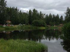 Alaska Native Heritage Center in Anchorage, AK