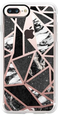 Casetify iPhone 7 Plus Case and iPhone 7 Cases. Other Pattern iPhone Covers – Ch… Casetify iPhone 7 Plus Case and iPhone 7 Cases. Other Pattern iPhone Covers – Chic Modern B&W by BlackStrawberry