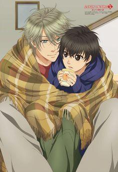 Warm - Super Lovers ~ DarksideAnime