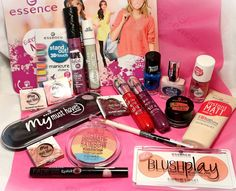Make Up and more: Review Essence kleine Auswahl Neues Sortiment + Ge...