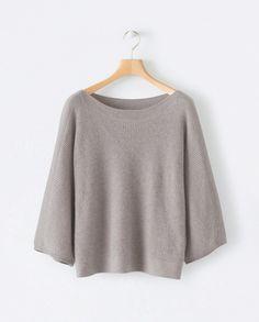 Image of Kimono cashmere sweater