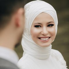Couple Outfits For Wedding Dresses Disney Wedding Dresses, Muslim Brides, Wedding Hijab, Pakistani Wedding Dresses, Muslim Couples, Wedding Poses, Wedding Couples, Wedding Bride, Wedding Rustic