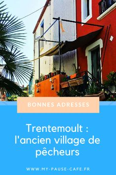 Je vous emmène en dehors de la ville de Nantes pour vous faire visiter le petit village juste à côté : Trentemoult, un ancien village de pêcheurs #nantes #village #séjour #bonnesadresses #trentemoult