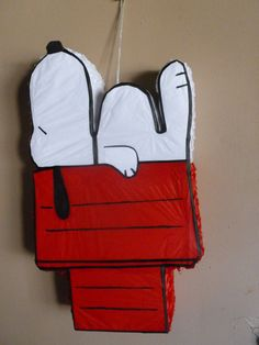 DOG Pinata by pinatarte1 on Etsy, $30.00 (can be made into a pull-string pinata too!)