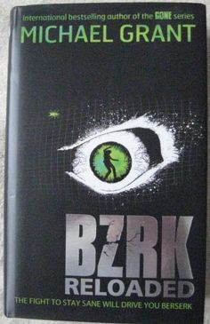 BZRK RELOADED Michael Grant. Noah and Sadie are now trained twitchers. They know how to wire a person's brain from the inside, and how to get out alive. But they are still reeling from their first encounter with the Armstrong Twins, and there's no time for grief. Vincent's mind is shattered. With their best fighter a wreck, BZRK must regroup and run straight back into battle. As long as Bug Man has control of the President's mind, the future is on a knife-edge.