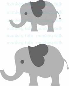 This listing is for an instant download of a zip file containing a SVG, EPS, PDF and JPG on an 8.5x11 page of an elephant I created. Simply download the folder and use the files as you need. The files are each set up on an 8.5x11 page. The top elephant image is 5.5 wide and approximately 3.3 tall. The bottom elephant image is 4.5 tall and approximately 7.3 wide. However, feel free to resize them as you need for your project. Looking for an image to use for your next project? Convo me for…