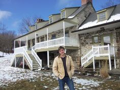 CBS correspondent and Catskill resident Steve Hartman has a story, too