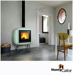 La nuova stufa BONNY by Piazzetta. Una soluzione per riscaldare ed arredare con gusto e autenticità la tua casa.