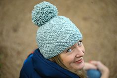 Ravelry: Mineralogy Hat pattern by Kelly McClure