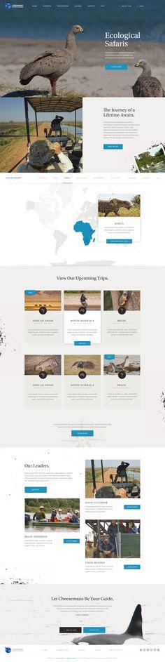 Cheesemans' Ecology Safaris